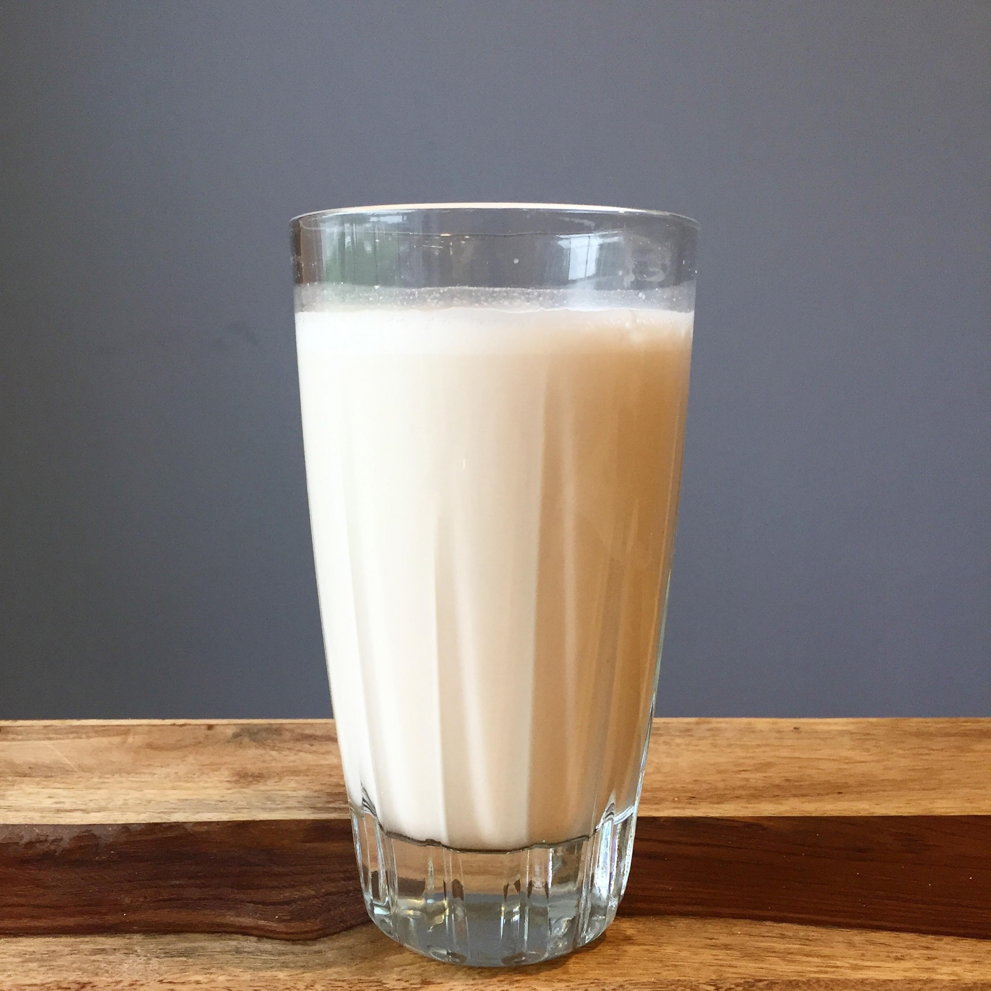 Homemade Creamy Almond Milk Recipe