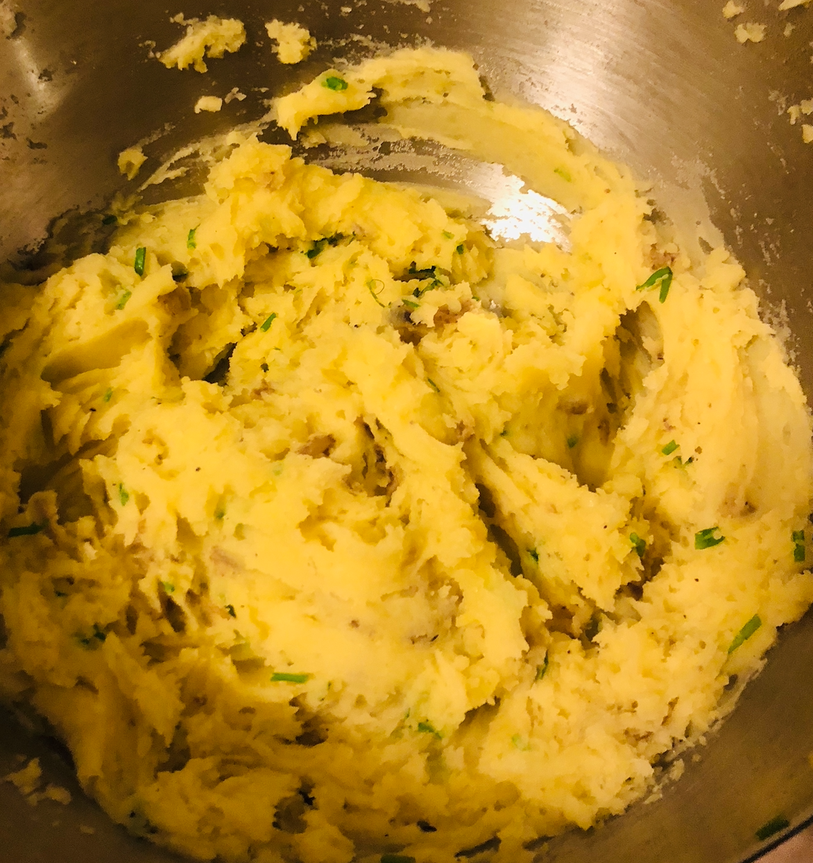 Vegan Mashed Potatoes